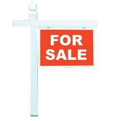 Real Estate Frame - Single Arm