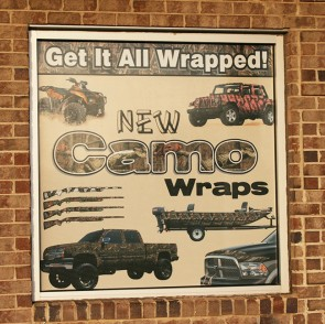 Removable Window Graphics