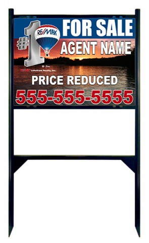 Real Estate Sign Kit - DuraFrame Extreme