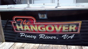Boat Graphics / Lettering