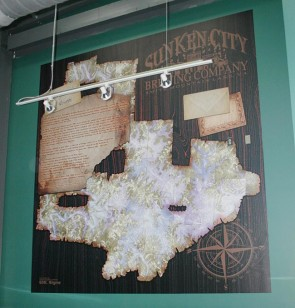 "Wall Graphics - Polyester ""Fabric"""